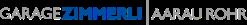 Garage Zimmerli AG – Aarau Logo