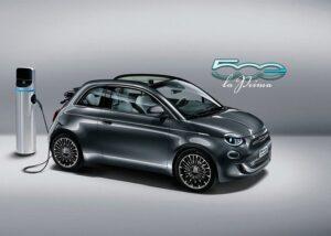 Fiat 500 La Prima