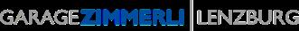 Garage Zimmerli AG – Lenzburg Logo